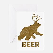 beer_wh2 Greeting Card