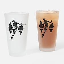 diamonds forever Drinking Glass