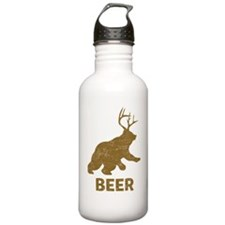 beer_wh2 Water Bottle