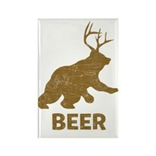 beer_wh2 Rectangle Magnet
