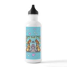 pets card 2 Water Bottle