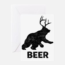 beer1 Greeting Card