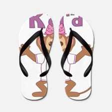 kara-g-monkey Flip Flops
