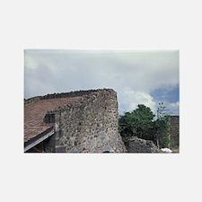 Martinique Caravelle Penninsula;  Rectangle Magnet