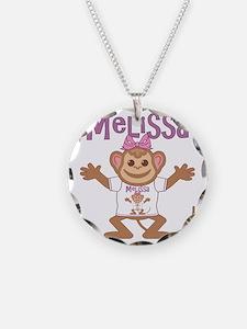 melissa-g-monkey Necklace