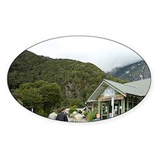 Fiordland National Park, South Isla Decal