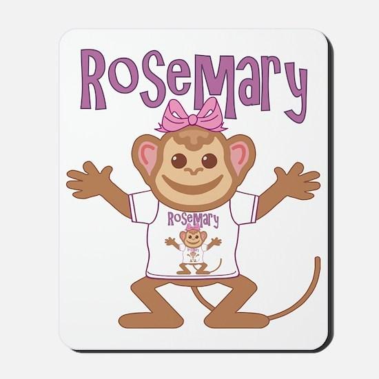 rosemary-g-monkey Mousepad