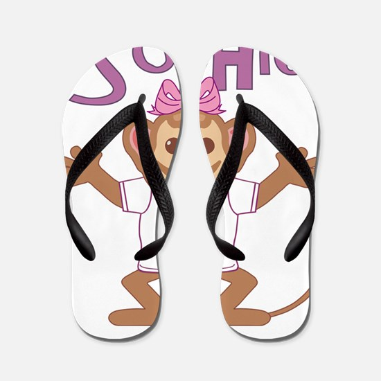 sophie-g-monkey Flip Flops