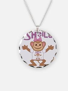 sheila-g-monkey Necklace