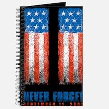 911_NEVERFORGET_10X14 Journal