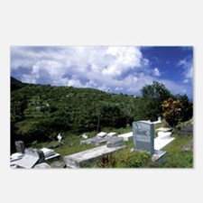 Caribbean, Montserrat, St Postcards (Package of 8)