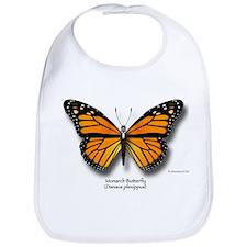 Monarch Butterfly Bib
