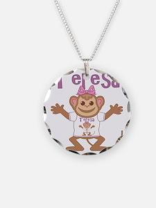 teresa-g-monkey Necklace