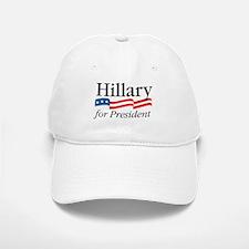 Hillary for President Baseball Baseball Cap