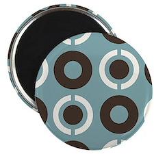 tealbrownwallet Magnet