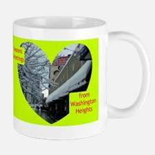 Inside of Washington Heights Card Mug