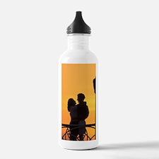 Caribbean, Aruba, Roma Water Bottle
