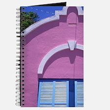 Caribbean, Bermuda. Government house. Journal