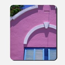 Caribbean, Bermuda. Government house. Mousepad