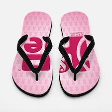 11x17_HopeRibbon_BG02b Flip Flops