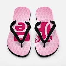 kindle_HopeRibbon_BG02b Flip Flops