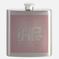 18x13_HopeRibbon_BG02a Flask