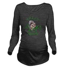 SqLove Long Sleeve Maternity T-Shirt