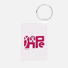kindle_HopeRibbon_BG01b Keychains