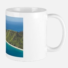 Separation Point and Whariwharangi Bay, Mug