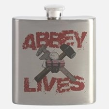 abbey_lives_white Flask
