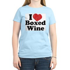 I Heart Boxed Wine T-Shirt