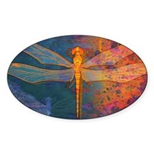 toiletryFlamingDragonfly Decal