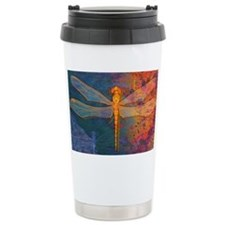 toiletryFlamingDragonfly Travel Mug