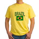 Brazil Yellow T-Shirt