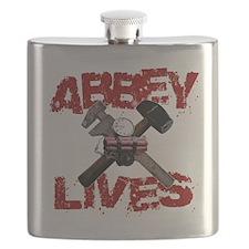 abbey_lives_black Flask