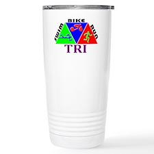 InkTRI3Triangles2 Travel Mug