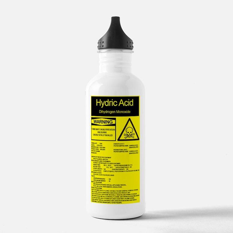 Hydric Acid Water Bottle