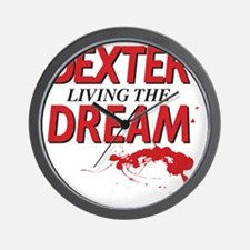 Dexter-Livin Wall Clock