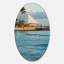 Dominican Republic, Bayahibe, Viva  Decal