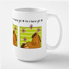horse girl Coffee Mug