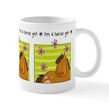 horse girl Mug