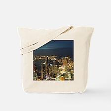 Surfers Paradise Tote Bag