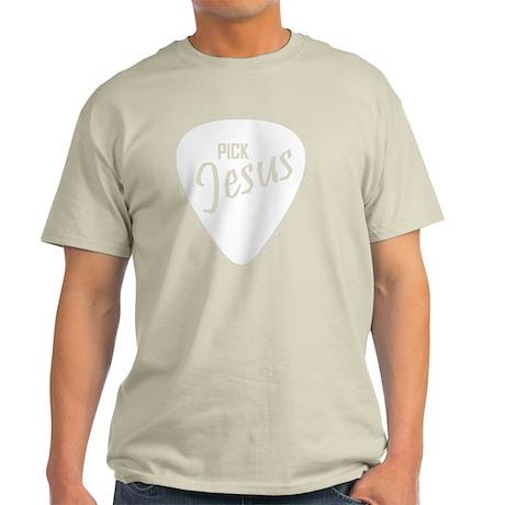 PickJesus_4Dark Light T-Shirt