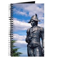 New Zealand, Captain Cook Statue, Gisborne Journal