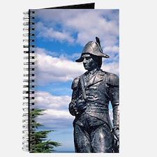 New Zealand, Captain Cook Statue, Gisborne Journal