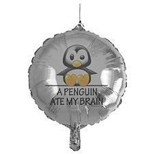 apenguinatemybrainCENTER2000 Balloon