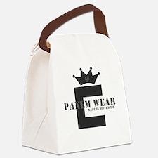 PanemWear_DarkShirts Canvas Lunch Bag