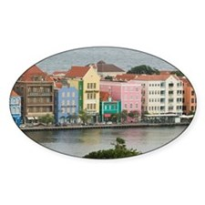 Willemstad: Late afternoon High Vie Decal