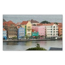 Willemstad: Late afternoon Hig Decal
