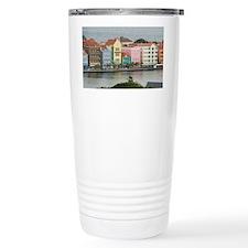 Willemstad: Late afternoon High Travel Mug
